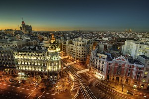 """MADRID """"Cristo de Medinaceli-Palacia Real y Almudena"""""""